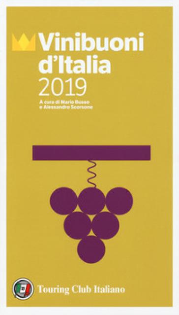 Vini buoni d'Italia 2019 - M. Busso | Thecosgala.com