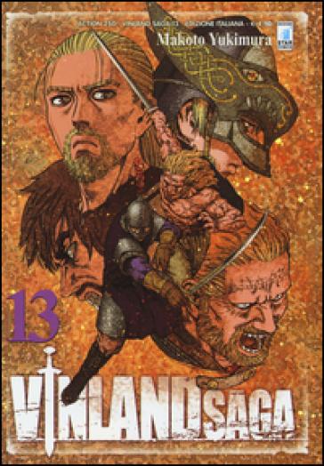 Vinland saga. 13. - Makoto Yukimura   Jonathanterrington.com