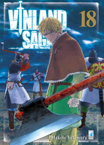 Vinland saga. 18. - Makoto Yukimura   Rochesterscifianimecon.com