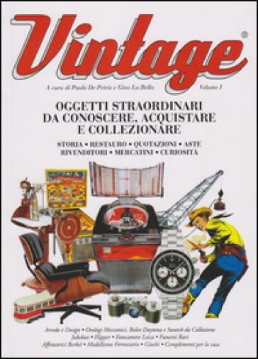 Vintage. 1.