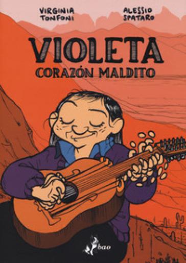 Violeta. Corazon maldito - Virginia Tonfoni |