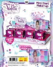 Violetta - Mini Diario Make-Up