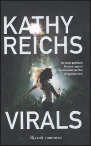 Virals - Kathy Reichs   Rochesterscifianimecon.com