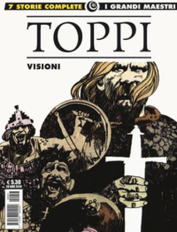 Visioni - Sergio Toppi |
