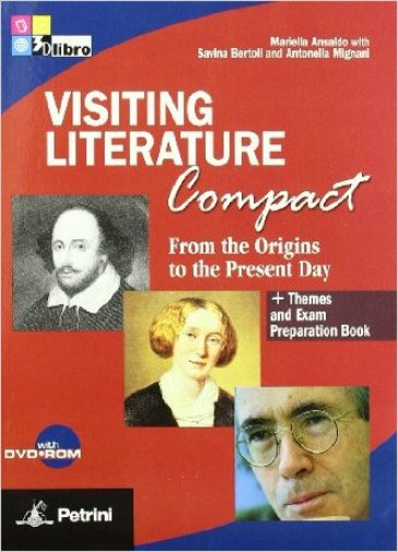 Visiting literature. From the origins to the present day. With themes and exam preparation book. Con espansione online. Per le Scuole superiori. Con DVD-ROM