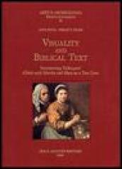 Visuality and biblical text. Interpreting Velazquez Christ with Martha and Mary as a test case