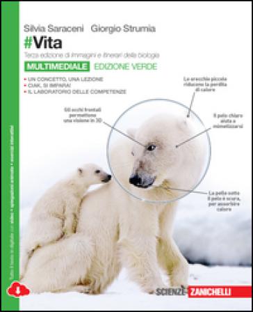 Vita. Ediz. verde. Per le Scuole superiori. Con e-book. Con espansione online - Silvia Saraceni | Jonathanterrington.com
