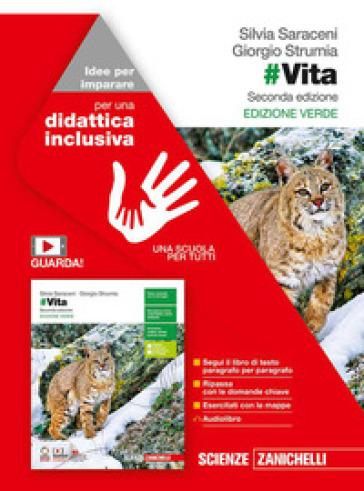 #Vita. Idee per imparare. BES. Ediz. verde. Per le Scuole superiori - Silvia Saraceni  