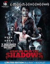 Vita da vampiro - What we do in the shadows (Blu-Ray)(+booklet - limited edition)