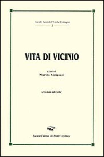 Vita di Vicinio - M. Mengozzi |