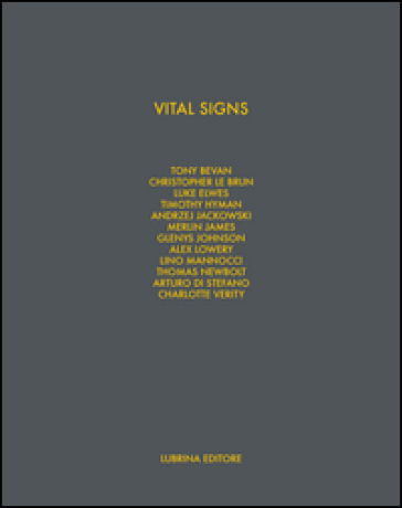 Vital signs. Work on paper by 12 London artist - Nicola Stanhope  