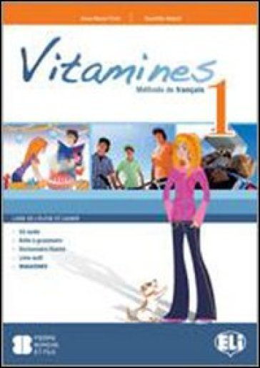Vitamines version «base». Con espansione online. Con CD Audio. Per la Scuola media. 1.