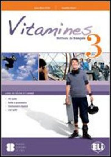 Vitamines version «multi». Per la Scuola media. Con CD Audio. Con CD-ROM. 3.