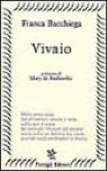 Vivaio - Franca Bacchiega pdf epub