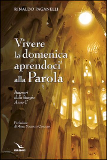 Vivere la domenica aprendoci alla parola. Itinerari dalla liturgia Anno C - Rinaldo Paganelli |