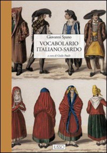 Vocabolario italiano-sardo - Giovanni Spano |