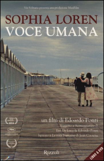 Voce umana. Con DVD - Sophia Loren |