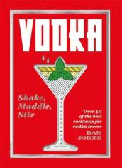Vodka: Shake, Muddle, Stir