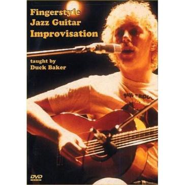 Vol. 3-fingerstyle jazzguitar: improvisation