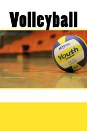 Volleyball (Journal / Notebook)