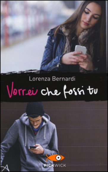 Vorrei che fossi tu - Lorenza Bernardi | Thecosgala.com