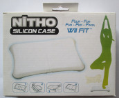 WII Fit Silicon Case NITHO