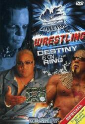 WRESTLING - DESTINY-IS ON THE RING (DVD)