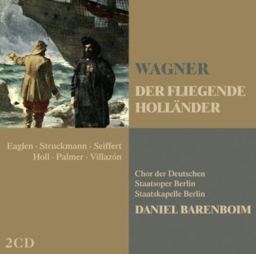 Wagner : der fliegende holland