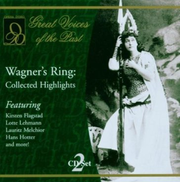 Wagner's ring:collection