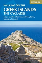 Walking on the Greek Islands - the Cyclades