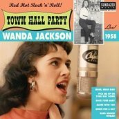 Wanda jackson live at town hall party