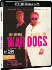War Dogs - Trafficanti (Blu-Ray 4K Ultra HD+Blu-Ray)