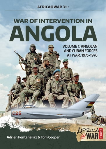War of Intervention in Angola. Volume 1