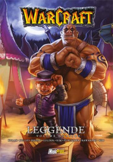 Warcraft. Leggende. 4. -  pdf epub