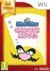Wario Ware Smooth Moves Selects