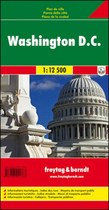 Washington D.C. 1:12.500 -  pdf epub