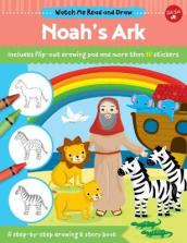 Watch Me Read and Draw: Noah s Ark