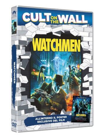 Watchmen (Cult On The Wall) (Dvd+Poster)