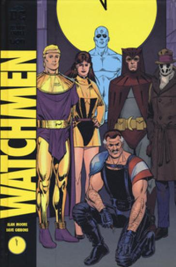 Watchmen. Ediz. deluxe - Alan Moore |