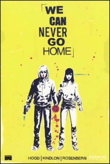 We can never go home - Josh Hood |