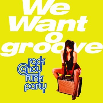 We want groove cd/dvd
