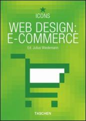 Web design: e-commerce. Ediz. italiana, spagnola e portoghese