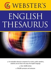 Webster s American English Thesaurus