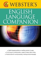 Webster s English Language Companion
