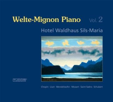 Welte mignon piano vol.2