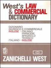 West 39 s law commercial dictionary dizionario giuridico e for Traduzione da inglese a italiano