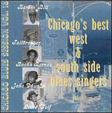 West & south side blues s