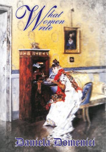 What women write - Daniela Domenici | Kritjur.org