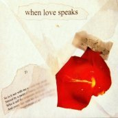 When love speaks - shakespeare