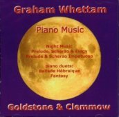 Whettam: piano music